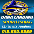 Southern California Sportfishing - Deep Sea Fishing 6 pack booking Southern California