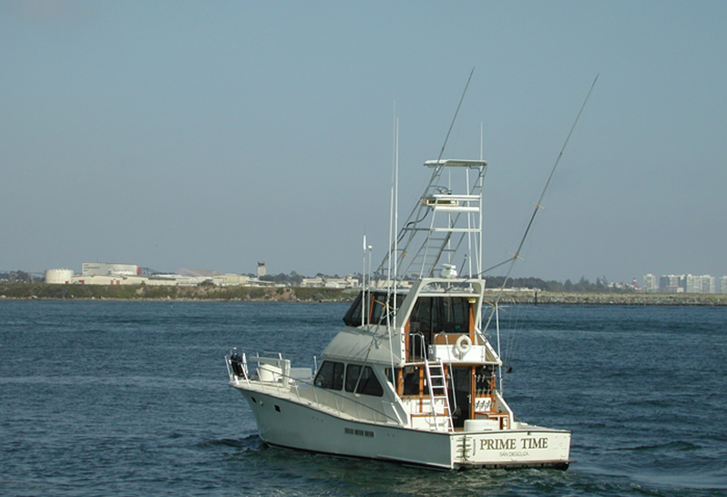 Prime Time Fishing Charters San Diego