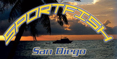 Sportfishing and Deep Sea Fishing trips out of San Diego and Southern California