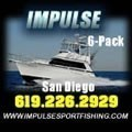 Impulse Sportfishing, 6-pack charter out of Mission Bay
