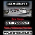 Sea Adventure 2 Sportfishing, docked at H and M Landing, San Diego